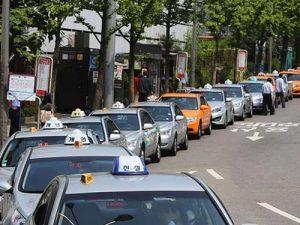 taxi Corée du Sud